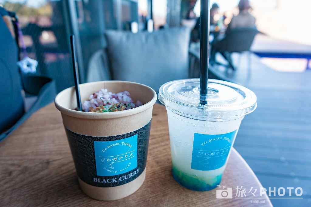 Café Stand at North Terraceでランチ