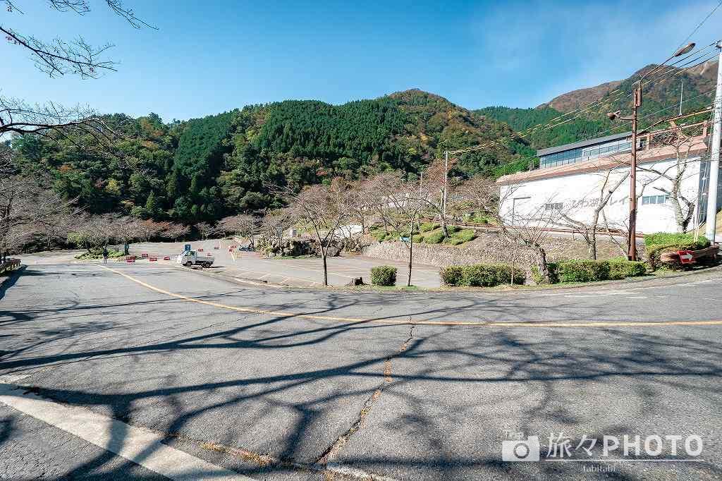 琵琶湖バレイ駐車場