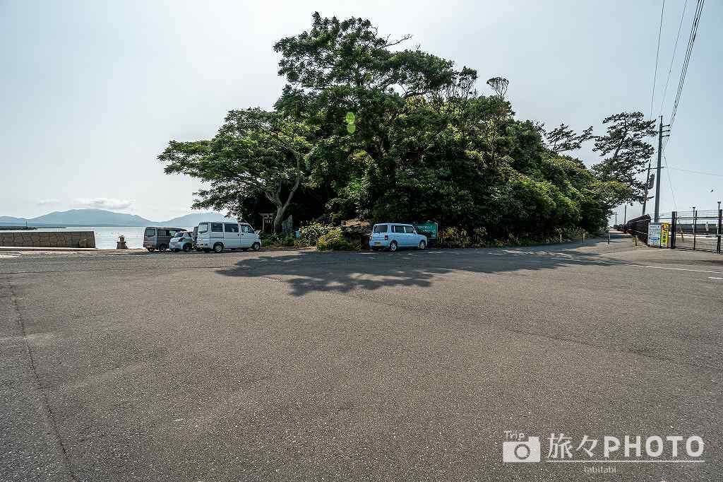 洞山駐車場